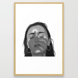 Jun Hasegawa Framed Art Print