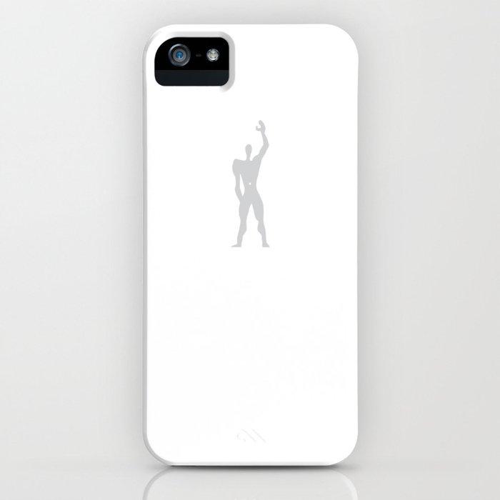Le Corbusier Modulor iPhone Case
