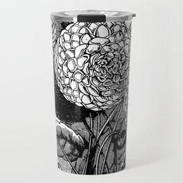 THE JEWELL NURSERY COMPANY'S DAHLIAS 1895 Travel Mug