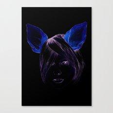 Chihuahua girl Canvas Print
