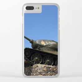 tank Clear iPhone Case