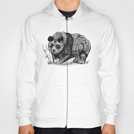 Panda Love Hoody