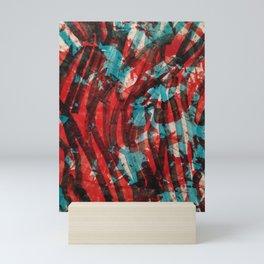 Striations Mini Art Print