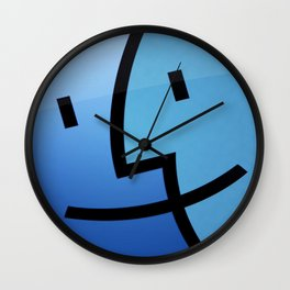 Apple style Wall Clock