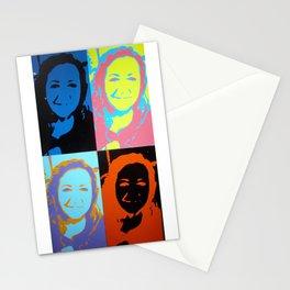 Pop Self Portrait Stationery Cards