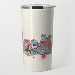 Orlando Florida skyline Travel Mug