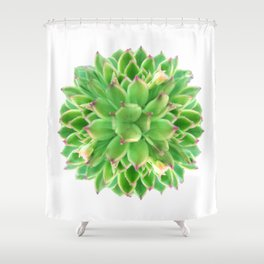 perfection in imperfection Shower Curtain