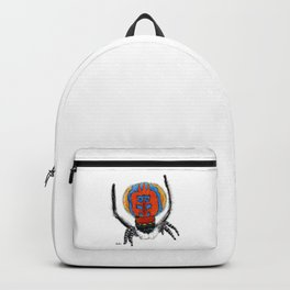 Peacock Spider Backpack