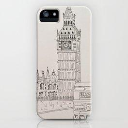 London, London! iPhone Case