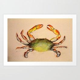 Pinch! Art Print
