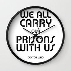 We All Wall Clock