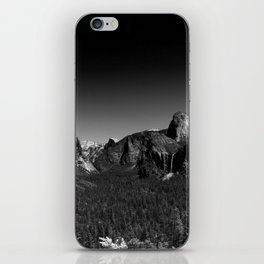 Yosemite Valley View iPhone Skin