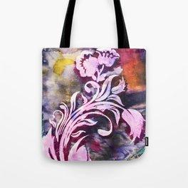 Safuli's Flower Tote Bag