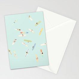 Surfs Up Gentlemen Stationery Cards