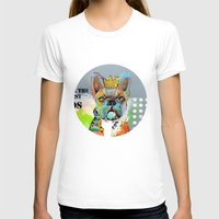 dogs T-shirts featuring Dogs... by zAcheR-fineT