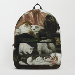 MY WIFE'S LOVERS - CARL KAHLER Backpack
