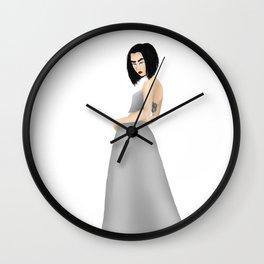 Amren Dress Design Wall Clock
