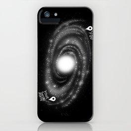 love long distance iPhone Case
