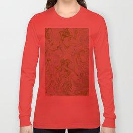 Marble Twist XII Long Sleeve T-shirt