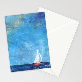 Nainy's Boat Stationery Cards