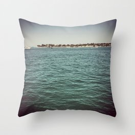 Stay Here Forever Throw Pillow