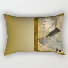 Peter Pettigrew Rectangular Pillow