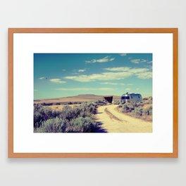 TRAILER Framed Art Print