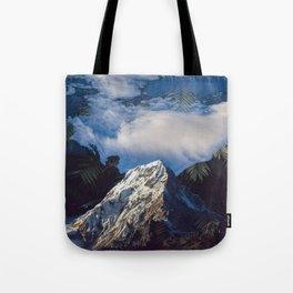 Océan d'aventure Tote Bag