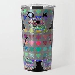 jew bear Travel Mug