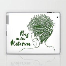 Peas in the Kitchen Laptop & iPad Skin