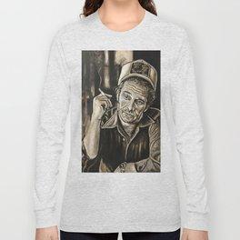 Merle Haggard Long Sleeve T-shirt