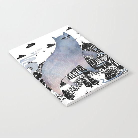 The Fog Notebook