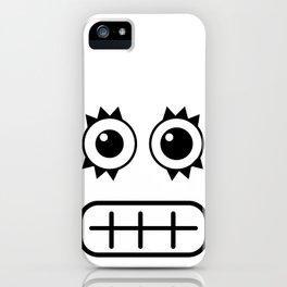 :::dientes::: iPhone Case