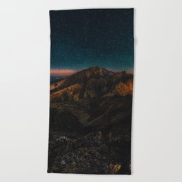 Stars Aplenty Beach Towel