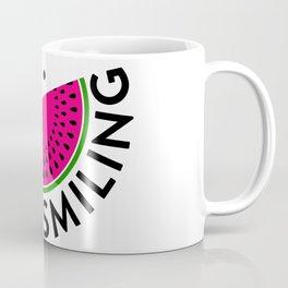 Keep smlng Coffee Mug
