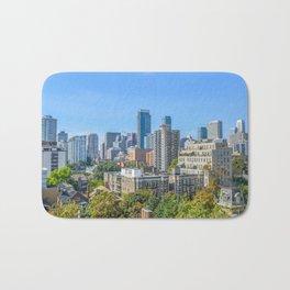 Toronto condo buildings. Bath Mat