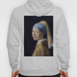Girl with a Pearl Earring _loading. Hoody