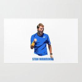 Stan The Man Rug