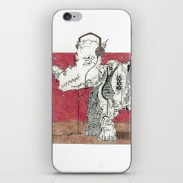 Rock Rhino iPhone Skin