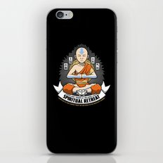 Spiritual Retreat iPhone & iPod Skin
