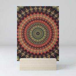 Mandala 530 Mini Art Print