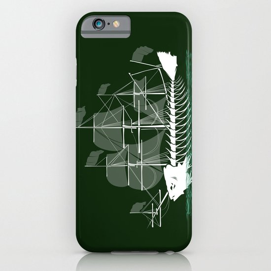 Cutter Fish iPhone & iPod Case