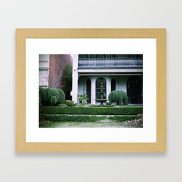 Elephun Framed Art Print
