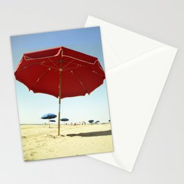 Sunny Beach Stationery Cards