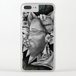 Chaotic Disorders IV Clear iPhone Case