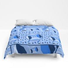 African Eye Comforters