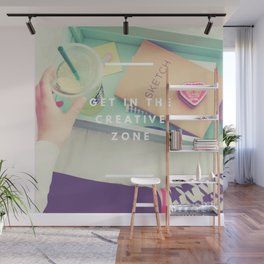 Creative Zone Wall Mural