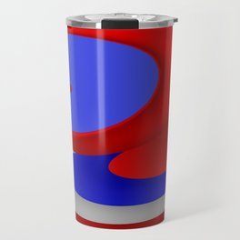sweeping lines for your home -5- 4th of July Travel Mug