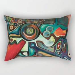 Phish Rectangular Pillow