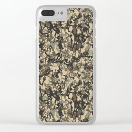 Camouflage (Digital) : TM17053 Clear iPhone Case